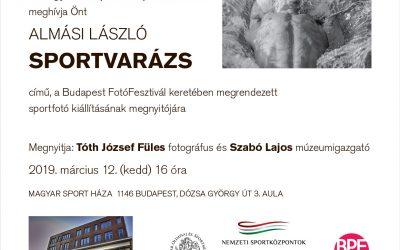 Almási László – Sportvarázs
