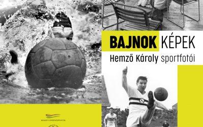 Hemző Károly sportfotó kiállítás nyílik Kőszegen