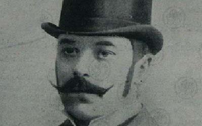 Dr. Molnár Lajos, az első magyar sportszakíró