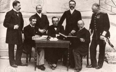 125 évvel ezelőtt alakult a Magyar Olimpiai Bizottság