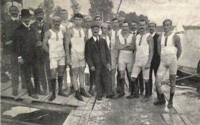 125 éve alakult a Pannónia Evezős Club