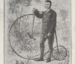 Zmertych Iván, a velocipéd hőse